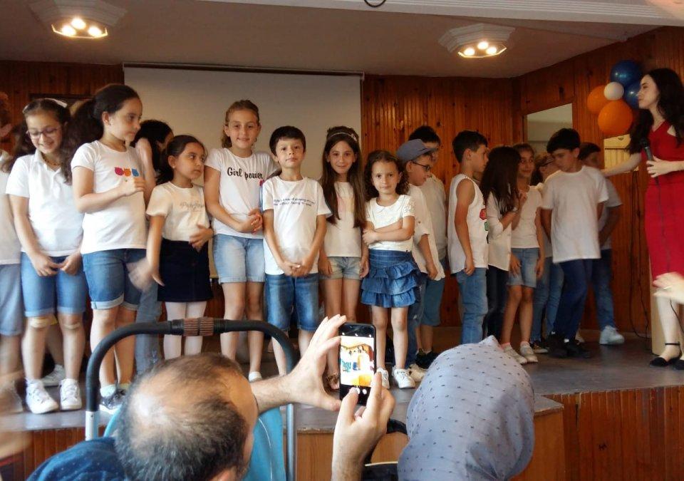 Çocuk İngilizcesi Karne Günü