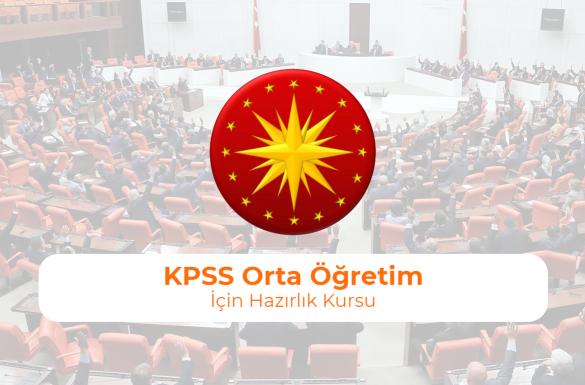 KPSS Orta Öğretim