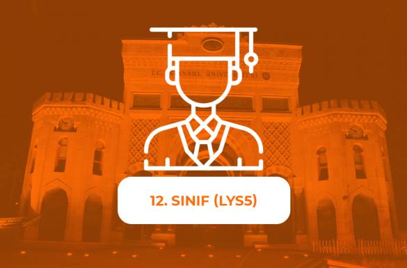 12. SINIF (LYS5)